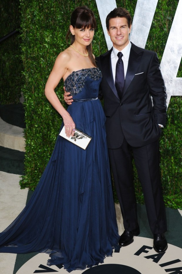 2012 Vanity Fair Oscar Party Hosted By Graydon Carter - Arrivals