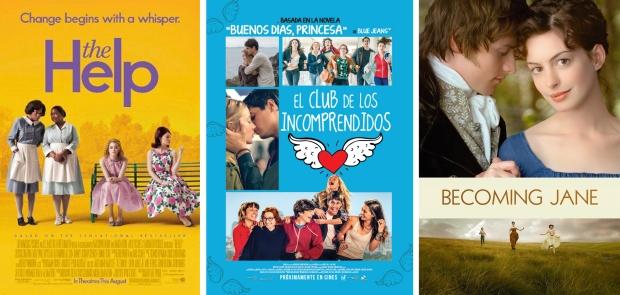 CHILE Poster EL CLUB DE LOS INCOMPRENDIDOS Approved